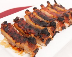 BBQ Baby Back Ribs Recipe – Laura Vitale – Laura in the Kitchen Episode 599