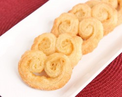 Homemade Palmiers (Elephant Ear Cookies) Recipe – Laura Vitale – Laura in the Kitchen Episode 742