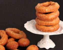 Old Fashioned Sour Cream Donuts   Episode 1053