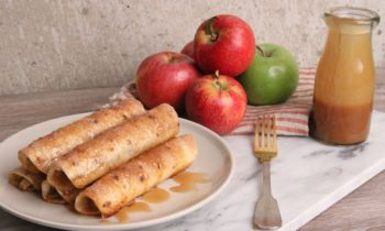 Caramel Apple Taquitos Recipe | Episode 1105
