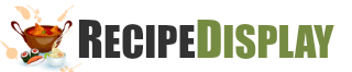 RecipeDisplay.com